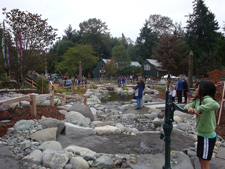 Click to find out more about Children's Nature Exploration Area at Snake Lake Park